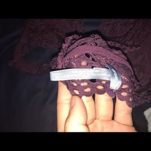 aerie Intimates & Sleepwear - Aerie Sexy Lace Baralettes